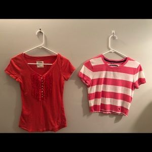 ELEVEN Medium Abercrombie Kids Shirts